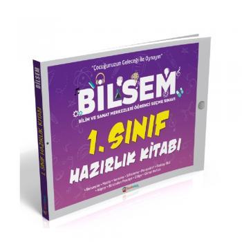 1. Sınıf Bilsem Hazırlık Kitabı Minik Bilgin Yayınları