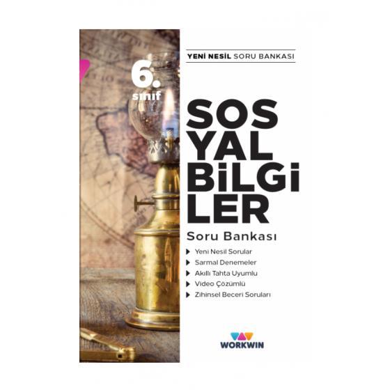 6. Sınıf Sosyal Bilgiler Soru Bankası workwın
