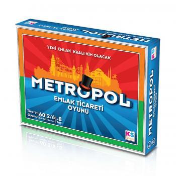 KS Metropol Emlak Ticareti Oyunu 8 Yaş