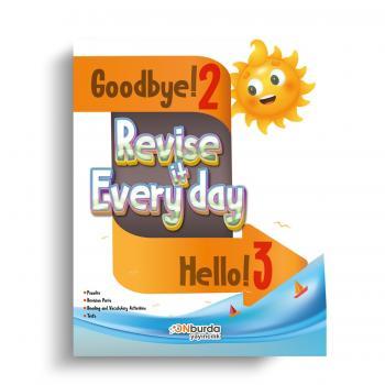 2.Sınıf Revise it Everyday Yaz Tatil Kitabı