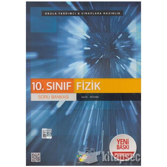 10. Sınıf Fizik Soru Bankası FDD Yayınları