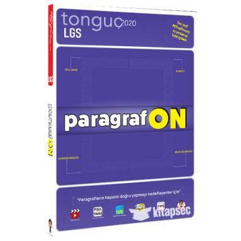 Paragrafon 5 6 7 Sınıf ve LGS Tonguç Yayınevi