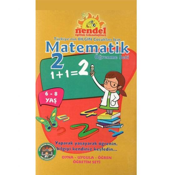 2. Sınıf Matematik Öğrenme Seti Nendel Eğitim Teknolojileri