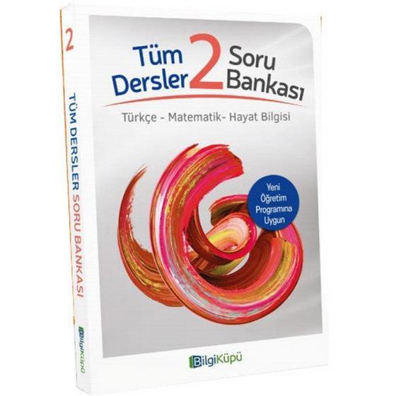 2.Sınıf Tüm Dersler Soru Bankası Bilgi Küpü Yayınları