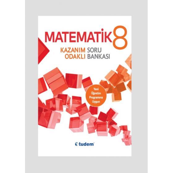 Tudem Yayınları 8. Sınıf Matematik Kazanım Odaklı Soru Bankası