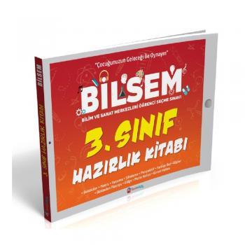 3. Sınıf Bilsem Hazırlık Kitabı Minik Bilgin Yayınları
