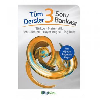 3. Sınıf Tüm Dersler Soru Bankası Bilgi Küpü