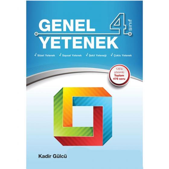 4. Sınıf Genel Yetenek Tudem Yayınları