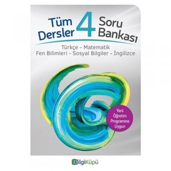 4. Sınıf Tüm Dersler Soru Bankası Bilgi Küpü