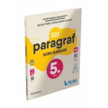 5. Sınıf Paragraf Mutlak Başarı Soru Bankası Muba Yayınları