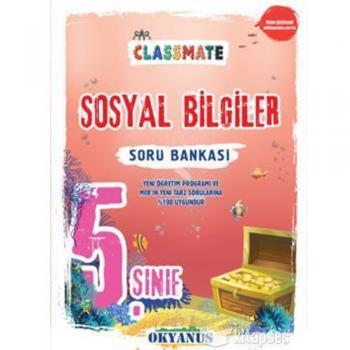 5. Sınıf Classmate Sosyal Bilgiler Soru Bankas? Okyanus Yay?nlar?
