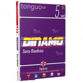 5. Sınıf İngilizce Dinamo Soru Bankası Tonguç Akademi