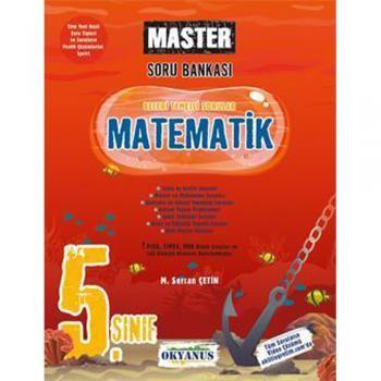 5. Sınıf Master Matematik Soru Bankası Okyanus Yayınları