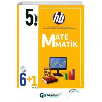 5. Sınıf Matematik 6 + 1 Fasikül Gezegen Yayınları