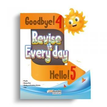 4.Sınıf Revise it Everyday Yaz Tatil Kitabı