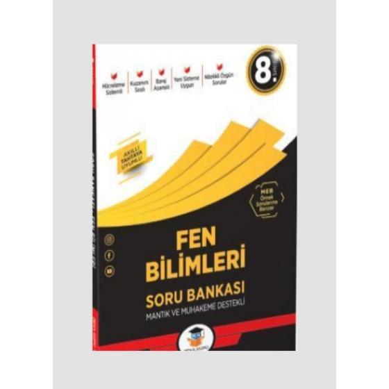 ZEKA KÜPÜ 8.SINIF FEN BİLİMLERİ SORU BANKASI