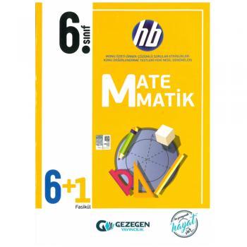 6. Sınıf Matematik 6+1 Fasikül Gezegen Yayınları