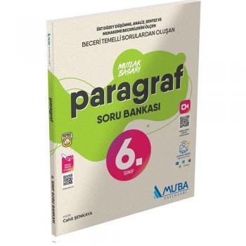 6. Sınıf Paragraf Mutlak Başarı Soru Bankası Muba Yayınları
