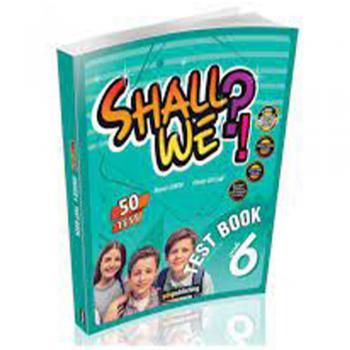 6.Sınıf Shallo We Grade Test Book YDS Publishing