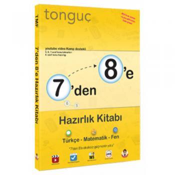7 den 8 e Hazırlık Kitabı Tonguç Akademi