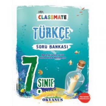 7.Sınıf Classmate Türkçe Soru Bankası Okyanus Yayınları