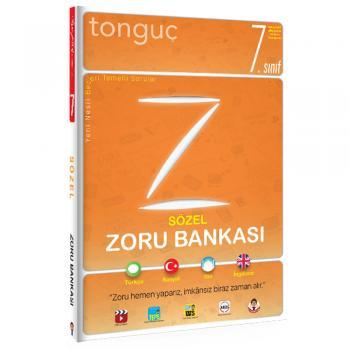 7.Sınıf Sözel Zoru Bankası Tonguç Akademi