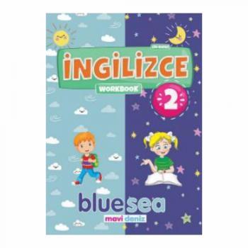 Mavi Deniz  Yayınları  2.sınıf  İngilizce WorkBook