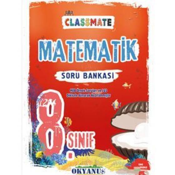 8. Sınıf Classmate Matematik Soru Bankası Okyanus Yayınları
