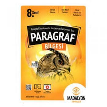 8.Sınıf Paragraf Bilgesi Madalyon Yayıncılık