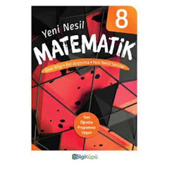 8. Sınıf Yeni Nesil Matematik Özet Bilgi Bol Alıştırma Yeni Nesil Sorular Bilgi Küpü