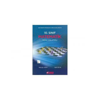 10. Sınıf Matematik Konu Anlatımlı Esen Yayınları