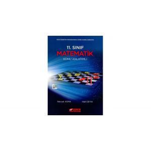 11. Sınıf Matematik Konu Anlatımlı Esen Yayınları