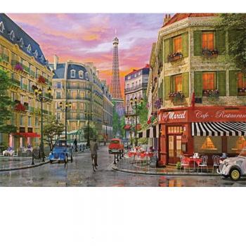 1000 Parça Rue Paris Puzzle 11357 KS Games