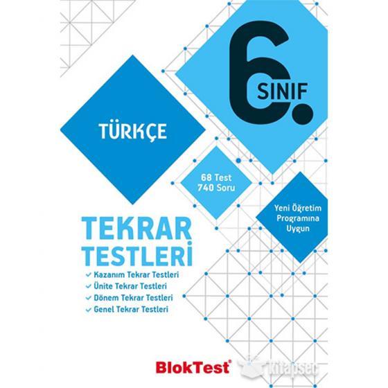 Tekrar Testleri BlokTest Yayınları Müfredata Uygundur
