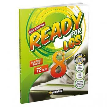 Ready For LGS Grade 8