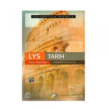 YKS 2. Oturum Tarih Konu Anlatımlı Cilt 2 FDD Yayınları