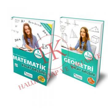 Yeni Başlayanlara Matematik Kolay Gelsin 1. Kitap Asistan Yayınları