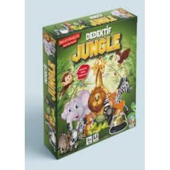 Hobi Dedektif Jungle HOBİ.HED 237