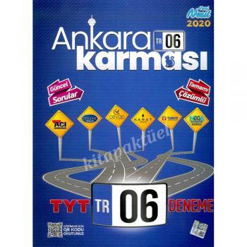 Ankara Karması TYT 06 Deneme Açı Yayınları