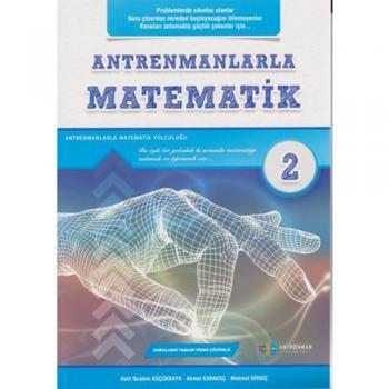 Antrenmanlarla Matematik - İkinci Kitap Antrenman Yayınları
