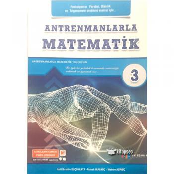 Antrenmanlarla Matematik - Üçüncü Kitap Antrenman Yayınları