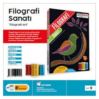 FİLOGRAFİ SANATI / KUMTOYS