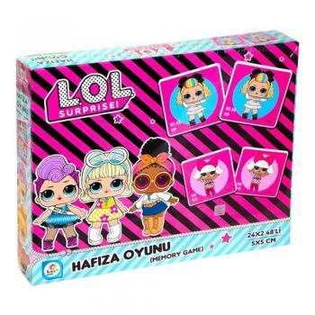 Laço Kids Lol Hafıza Oyunu