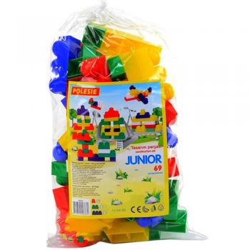 Polesie Oyuncak Tasarım Lego Seti 69 Parça POLESIE6660
