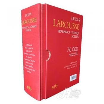 Larousse Fransızca Türkçe Sözlük Bilge Kültür Sanat