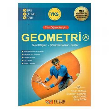 YKS Geometri A Ders İşleme Kitabı Nitelik Yayınları