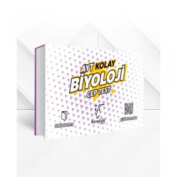 AYT Cep Test Biyoloji Kolay Karekök Yayınları