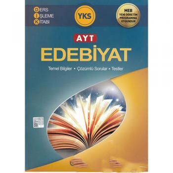 AYT Edebiyat Ders İşleme Kitabı Nitelik Yayınları