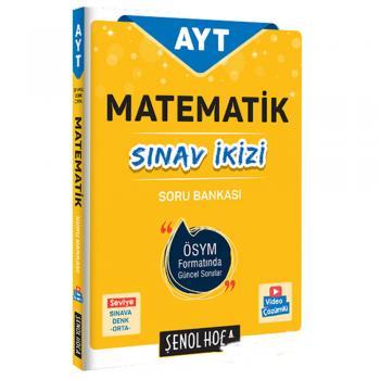 AYT Matematik Sınav İkizi Soru Bankası Şenol Hoca Yayınları