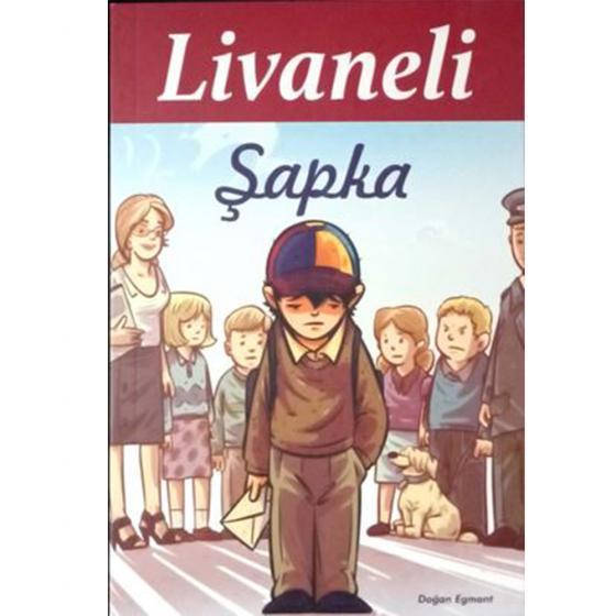 Şapka Zülfü Livaneli Doğan Egmont Yayıncılık